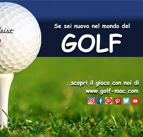 Come iniziare a giocare a golf - Federgolf