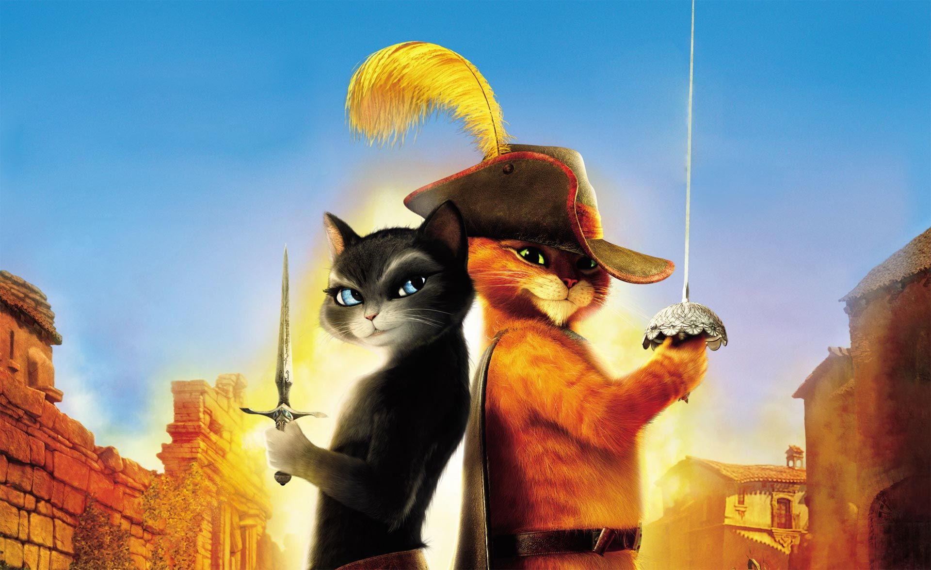 Watch Puss in Boots Full-Movie Streaming