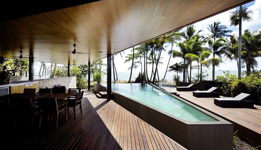 Newell beachfront charles wright architects pty ltd for Architecture design studio pty ltd