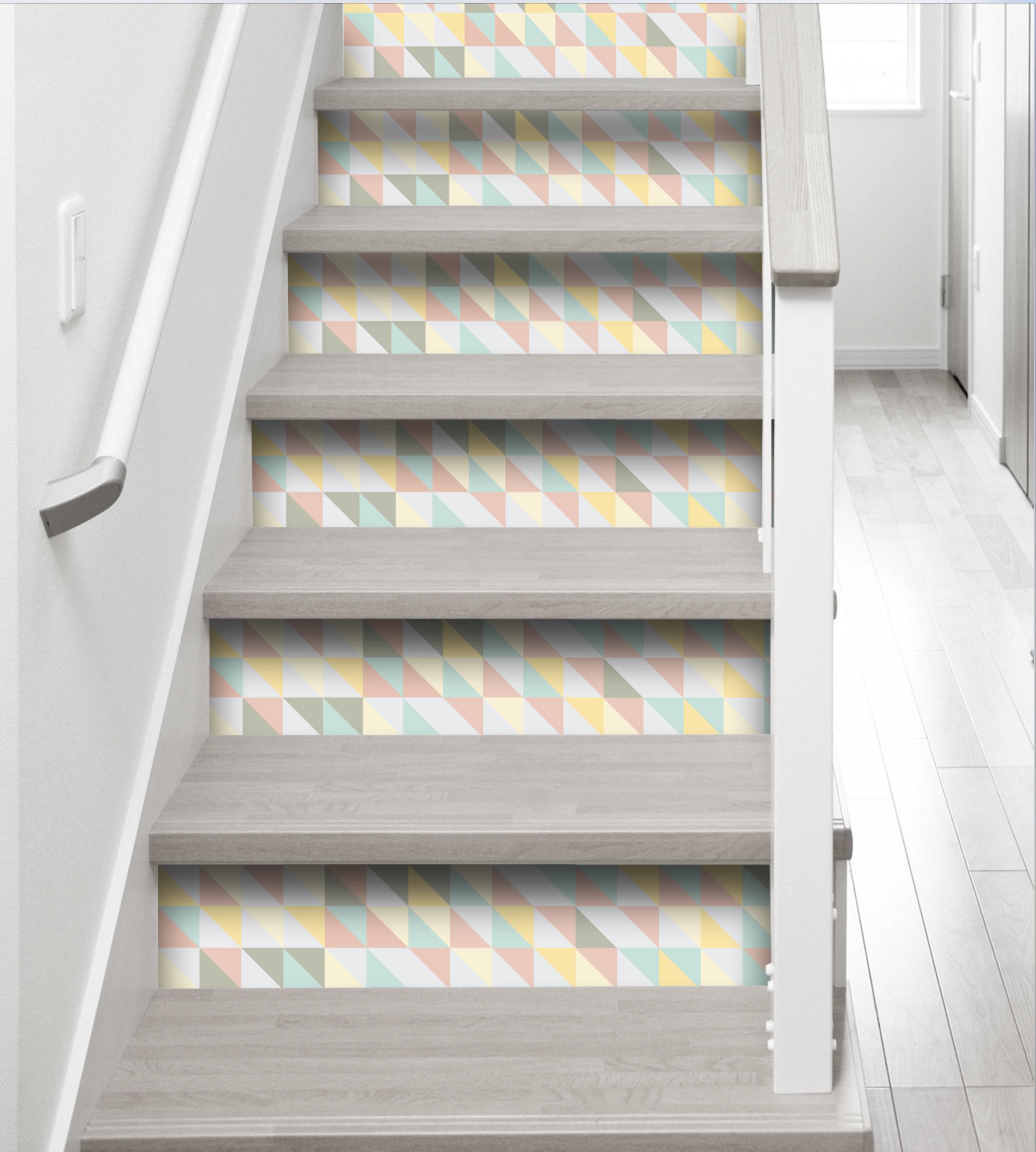 stickers pour marche d escalier. Black Bedroom Furniture Sets. Home Design Ideas