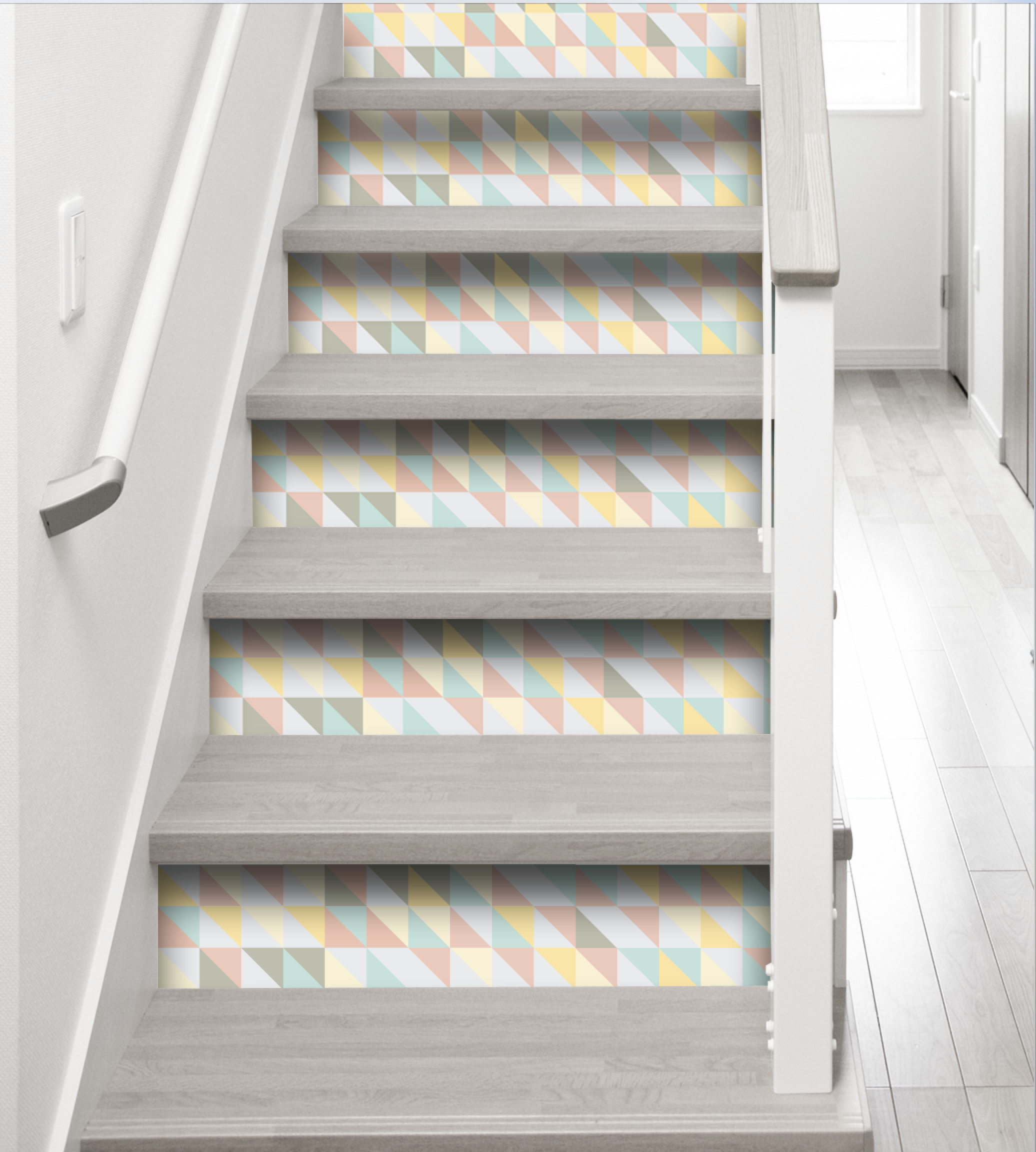 Stickers contremarche - Relooker son escalier - Contremarches de ...