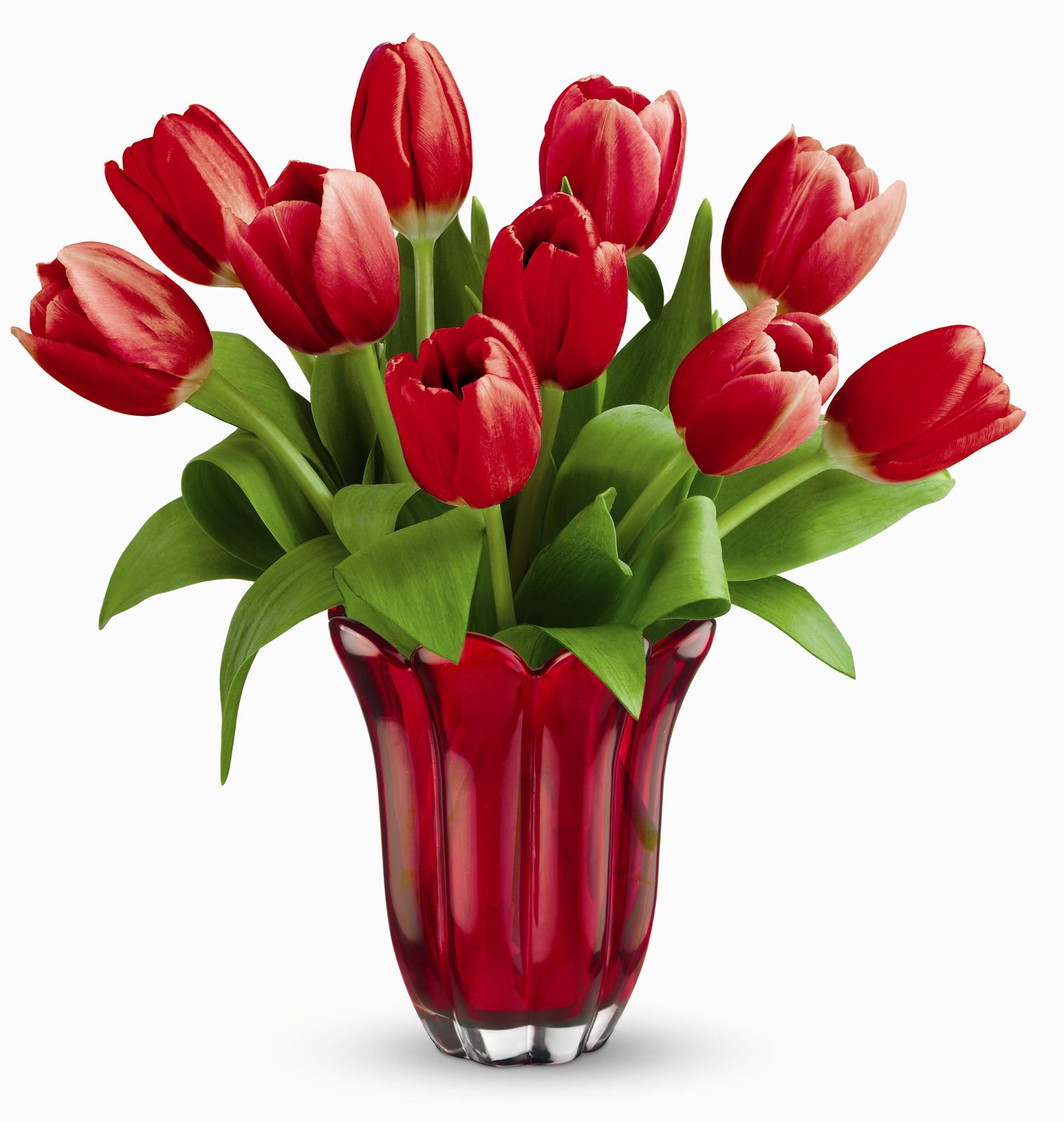 Red Tulip Flower Bouquet Cool Wallpaper Hd  ARREGLOS FLORALES.  Pinterest  Arreglos florales