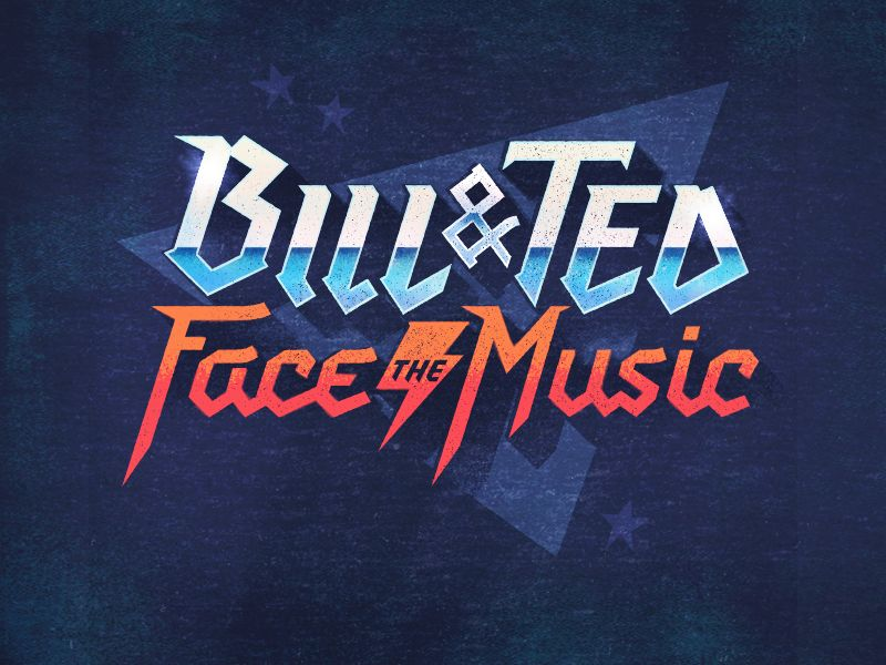 Bill and ted face the music face the music music ted