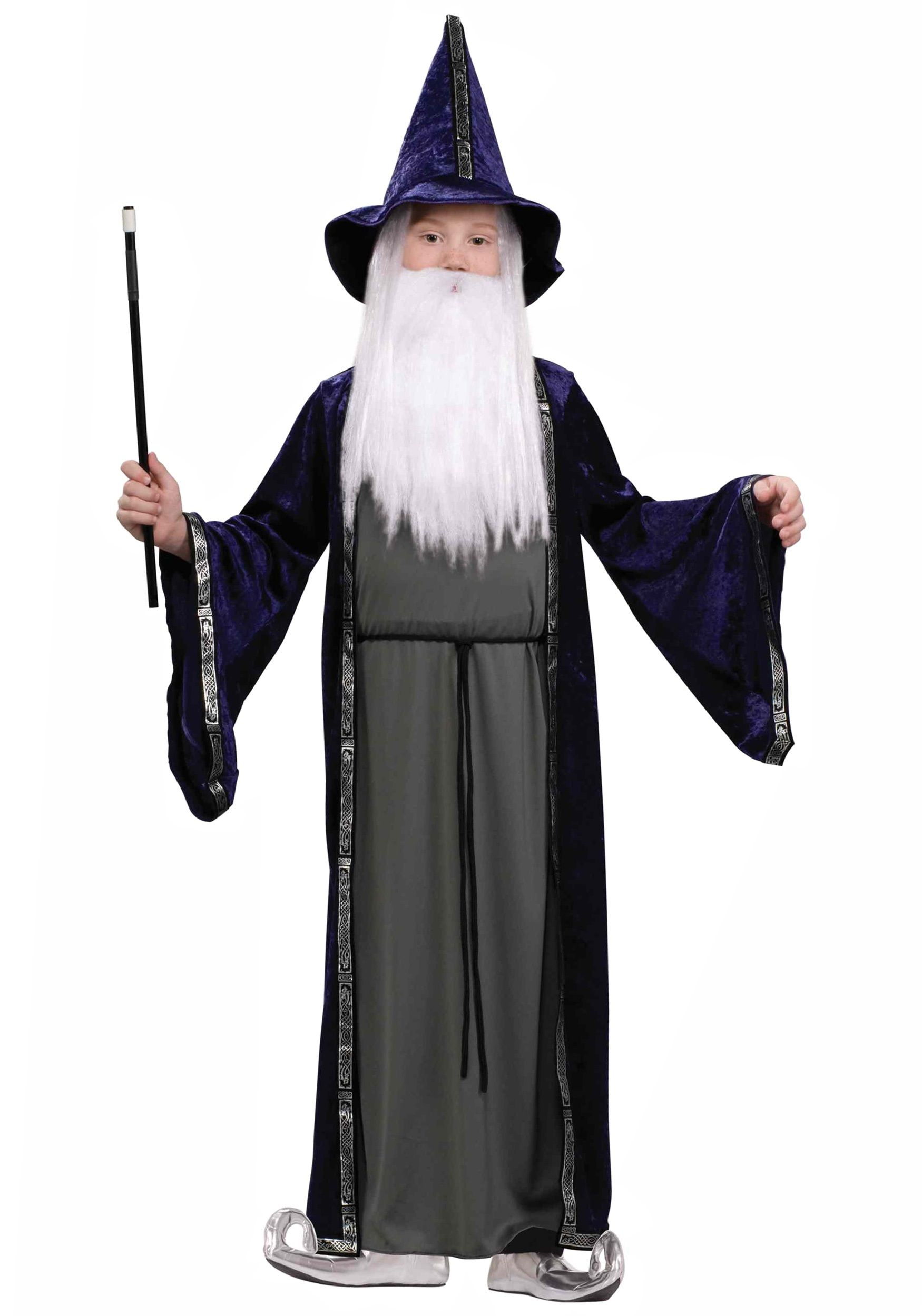 Child Wizard Costume | Baby Halloween Costumes For Boys ...