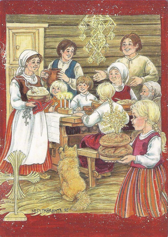 Jouluruokailu