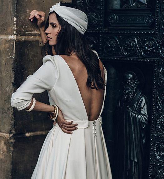 Suknie ślubne Laure de Sagazan 2016, fot. mat. prasowe