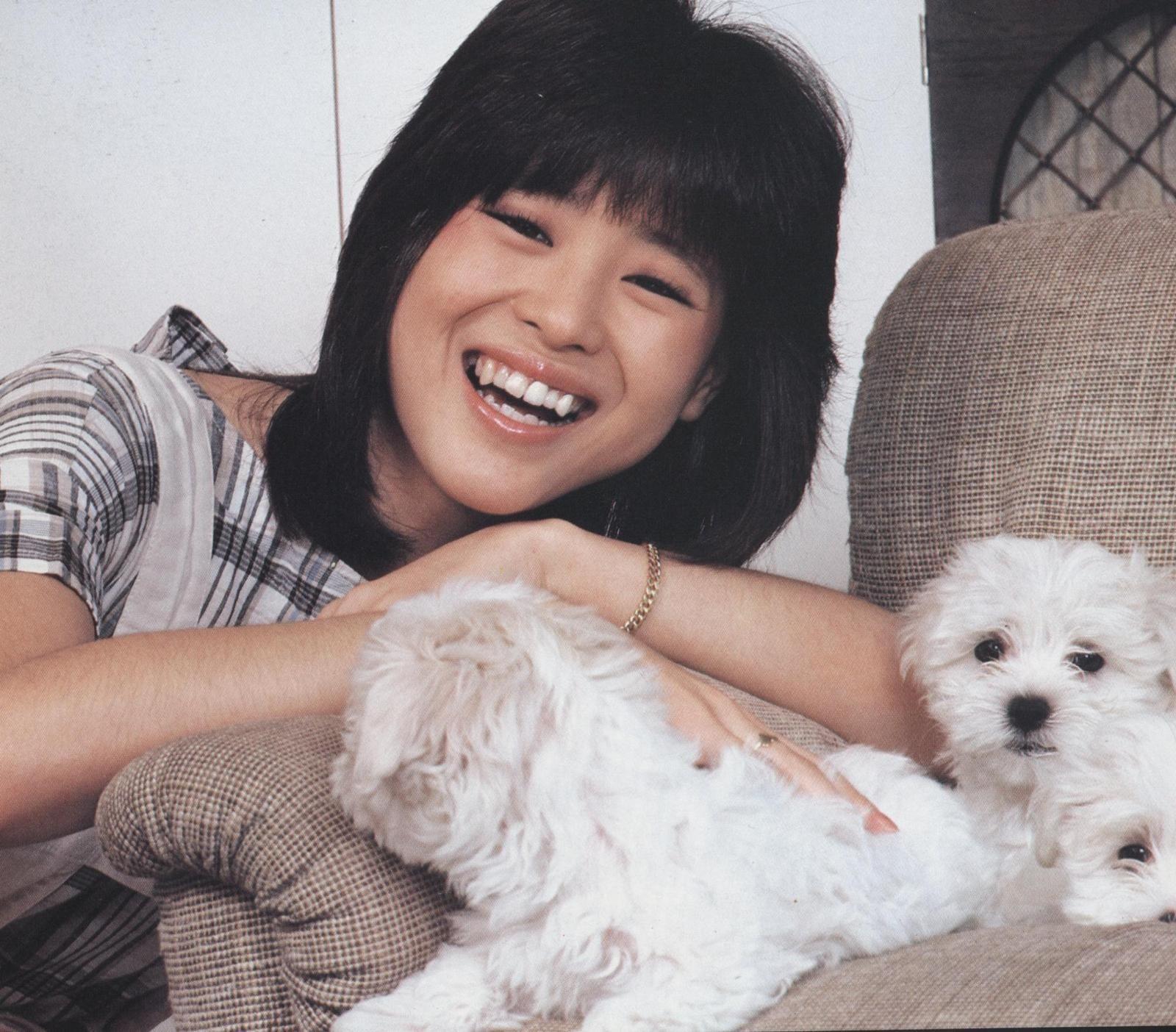 松田聖子 Matsuda Seiko 聖子ちゃん♡ Pinterest Idol