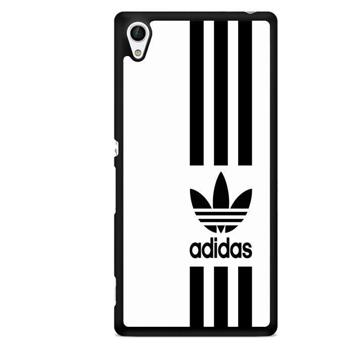 White Straight Adidas TATUM-11913 Sony Phonecase Cover For Xperia Z1, Xperia Z2, Xperia Z3, Xperia Z4, Xperia Z5