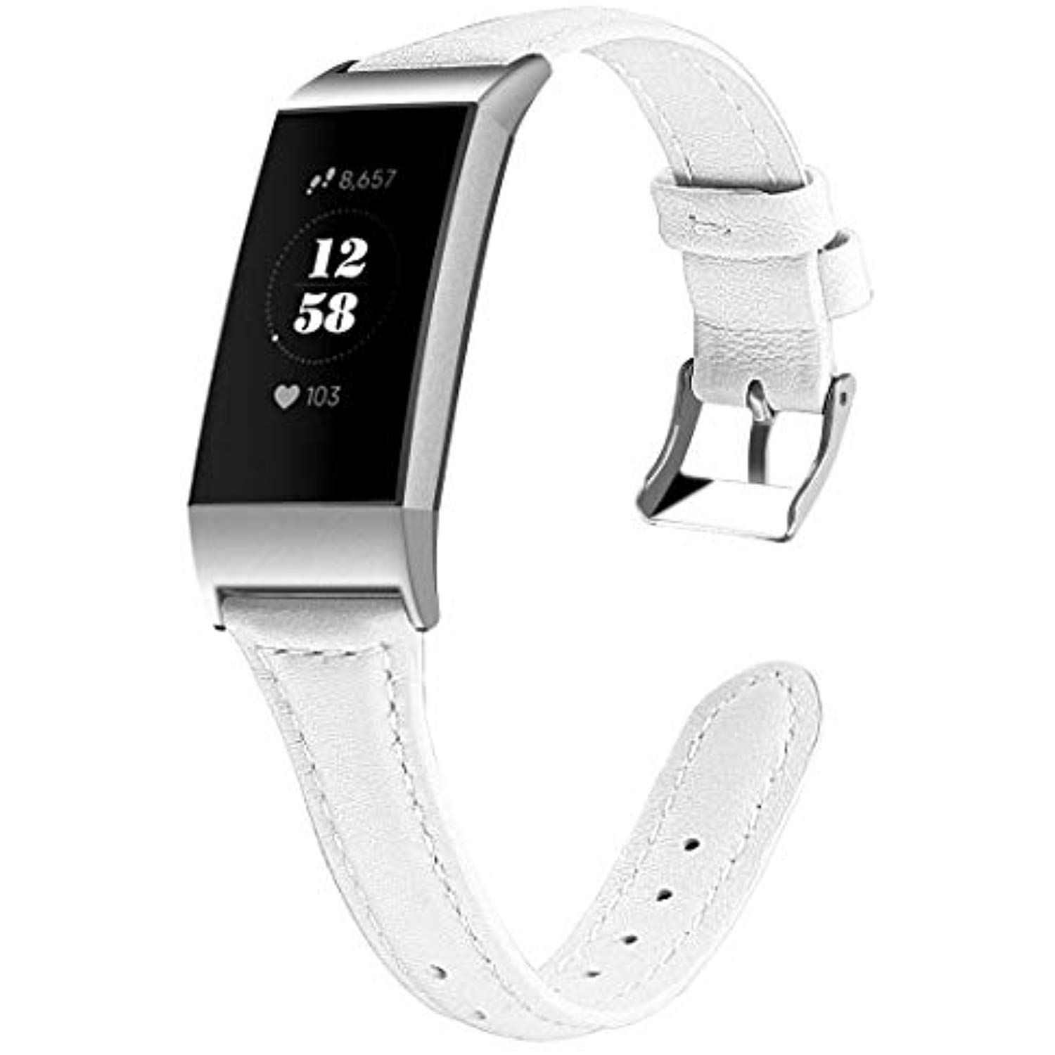 Bands Compatible for Fitbit Charge 3 and Charge 3 SE Fitness