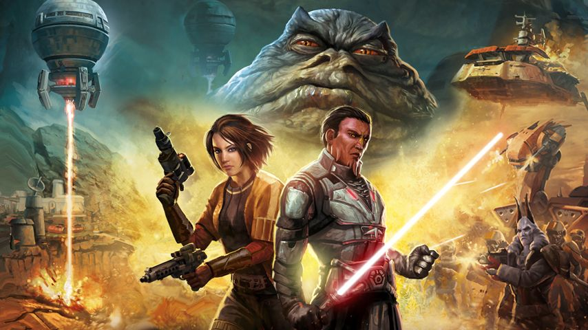 Rise Of The Hutt Cartel To Release April 9 Early Access The Old Republic Star Wars The Old Star Wars Games