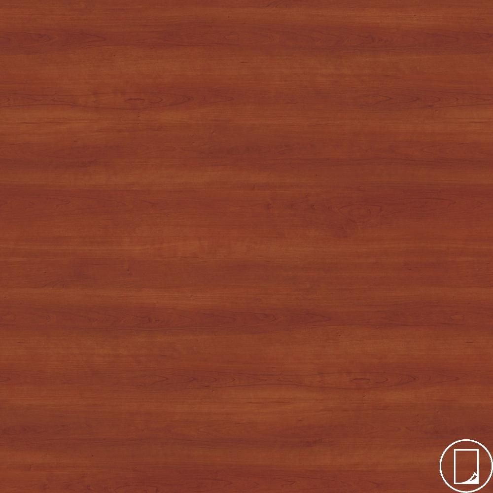 48 in x 96 in Laminate Countertop Sheet in Biltmore Cherry Textured Gloss Finish