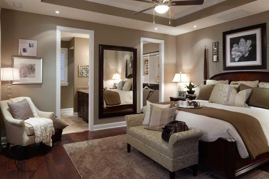 Carolinas Model Homes Carolinas Master Bedroom Interior Remodel