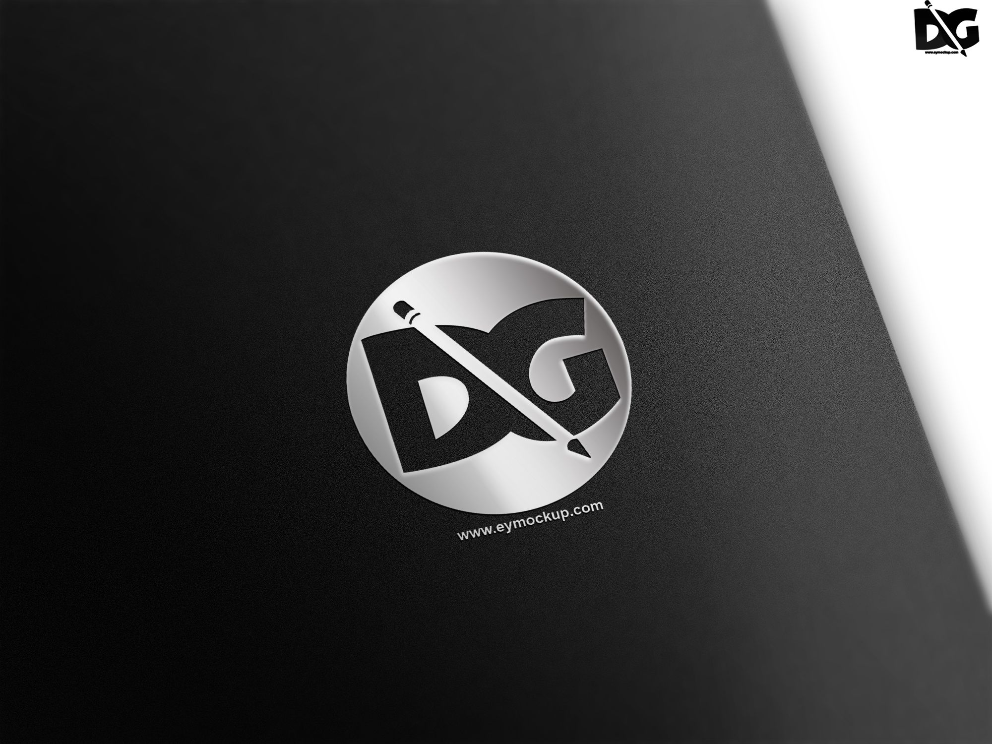 Download Now Showcase Your Logo Designs In A More Professional Way Using These Psd Free Silver Prime Logo Mock Up Free Logo Mockup Mockup Free Download Mockup Free Psd