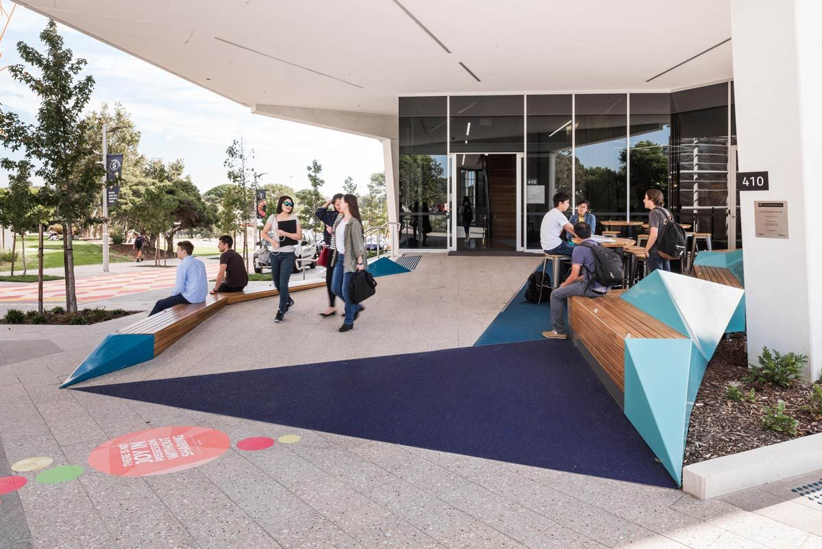 1 Curtin Medical School Dion Robeson 3 Landscape Architecture