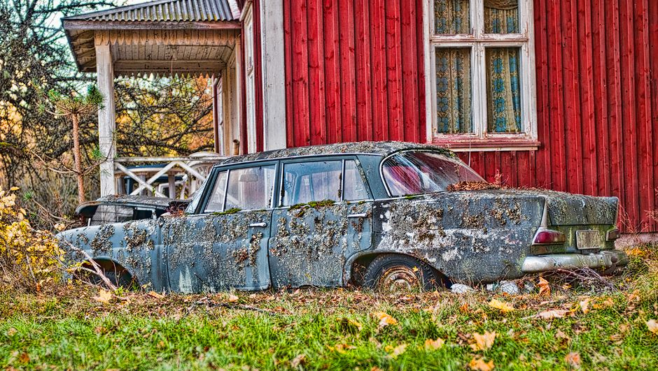 tøcksfors bilkirkegård - Google-søk
