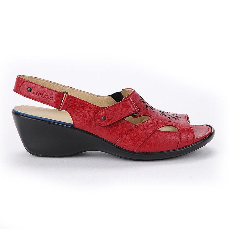 909be343 SANDALIA - Calzado Onena | zapatos | Sandalias, Plataformas zapatos ...