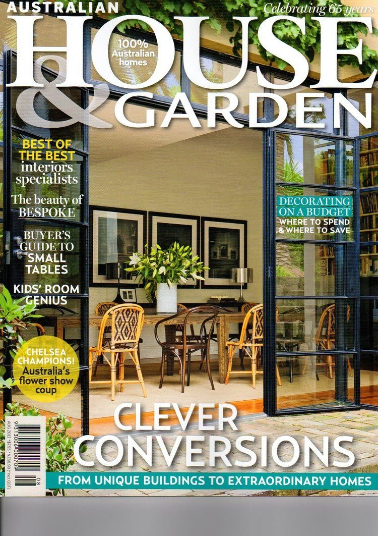 Pin By Louise Pike On Whitfield Home Steel Windows Australian Homes House Home Magazine