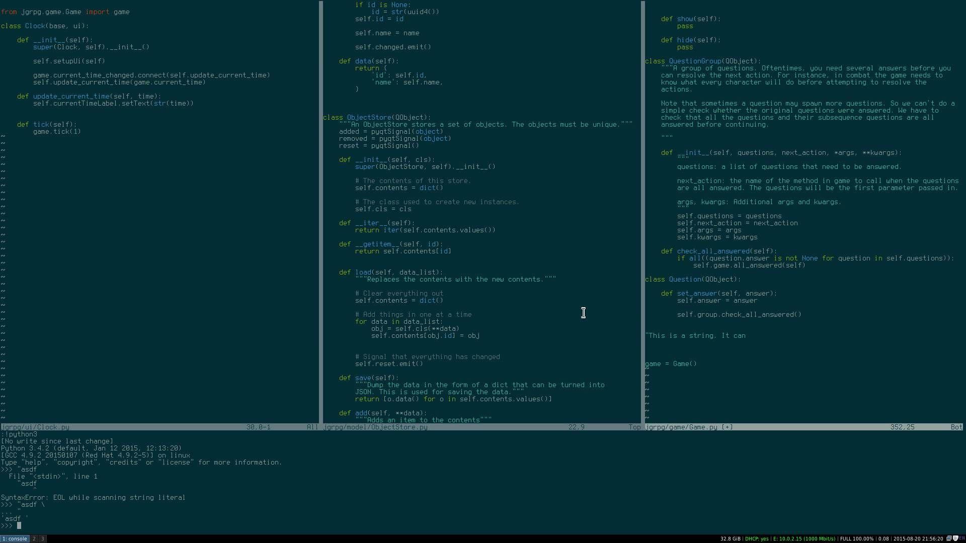 Live coding Python 3 + PyQt 5: JGRPGTools | Python | Python, Python