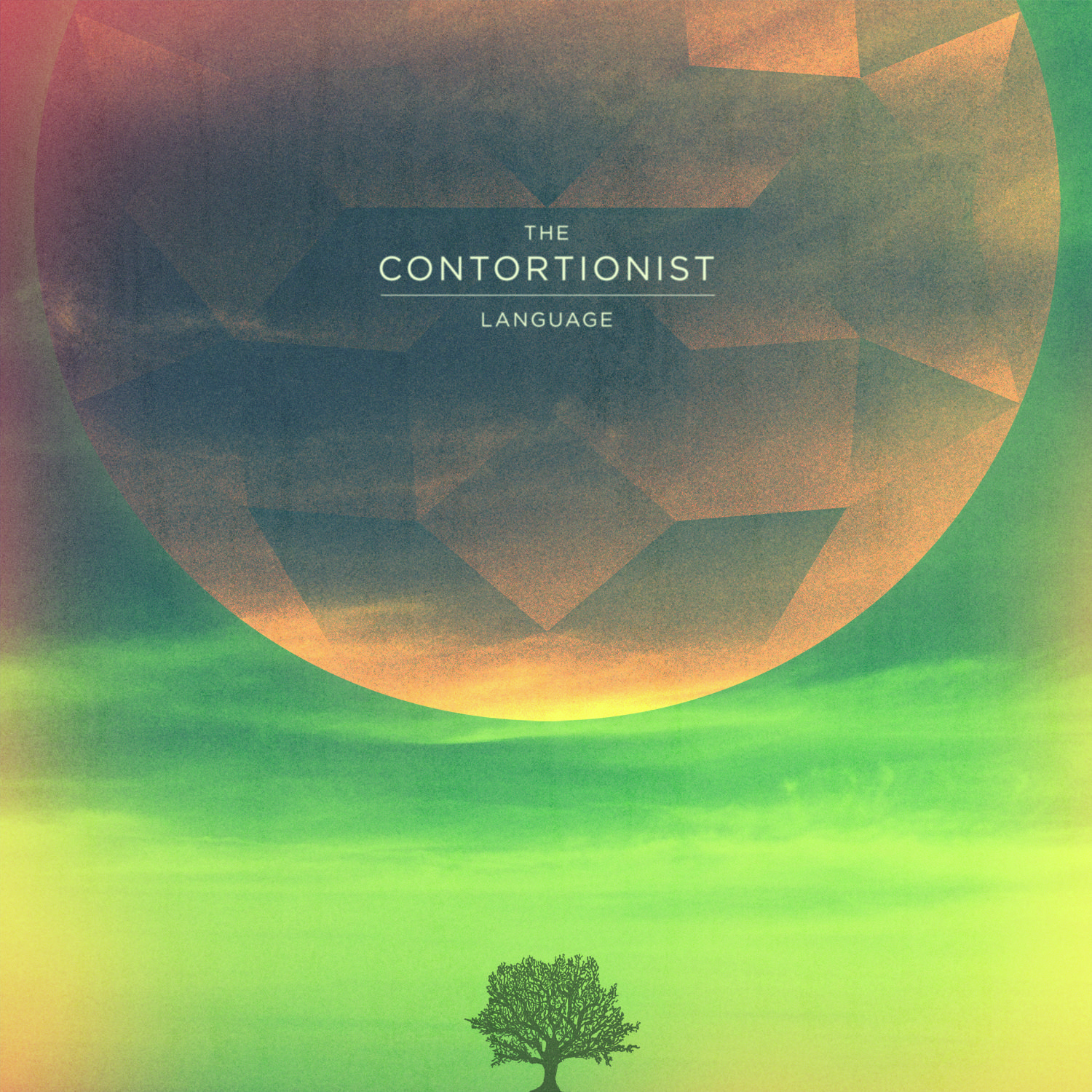 The Contortionist Language Artwork And Design By Bobbie Jeffries Contortionist Djent Album