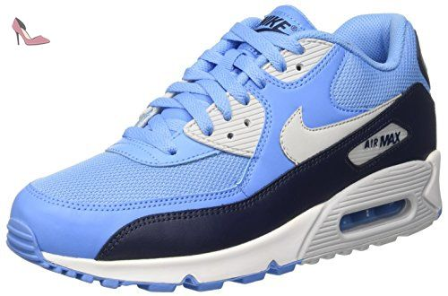 Nike Air Max 90 Essential, Chaussures de Running Entrainement ...