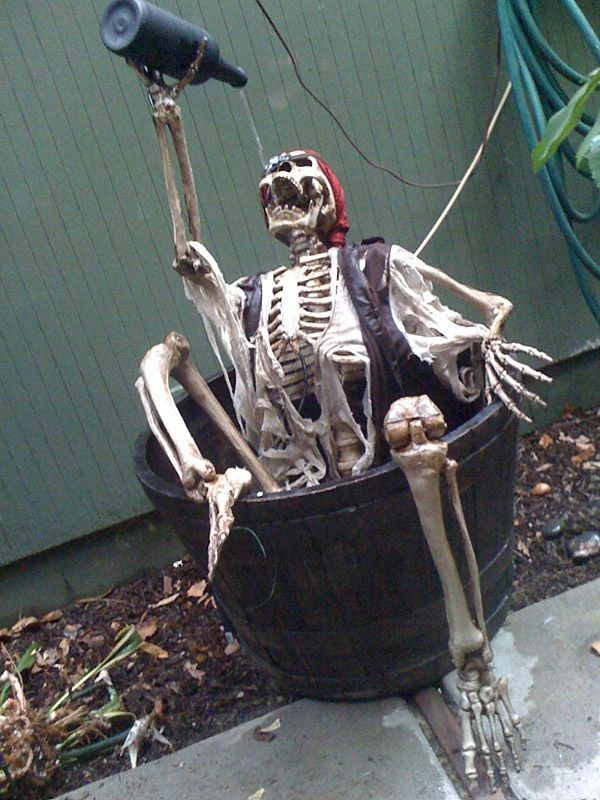 Skeletons Outdoor Halloween Decorations Lord, Skeletons and