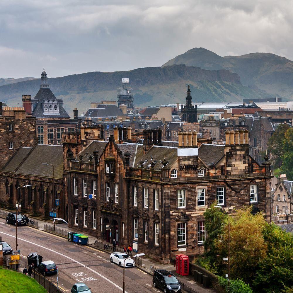 Edinburgh, Scotland Escocia