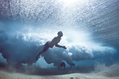 The Underwater Project – Mark Tipple  Wow! Creo que llegó el momento de pedir mi camarita sumergible.