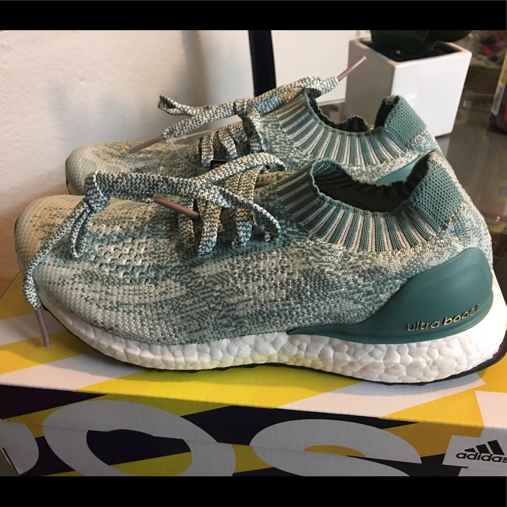 new arrivals 0cbd3 66d46 adidas Shoes | Adidas Ultra Boost Uncaged In Crystal White ...