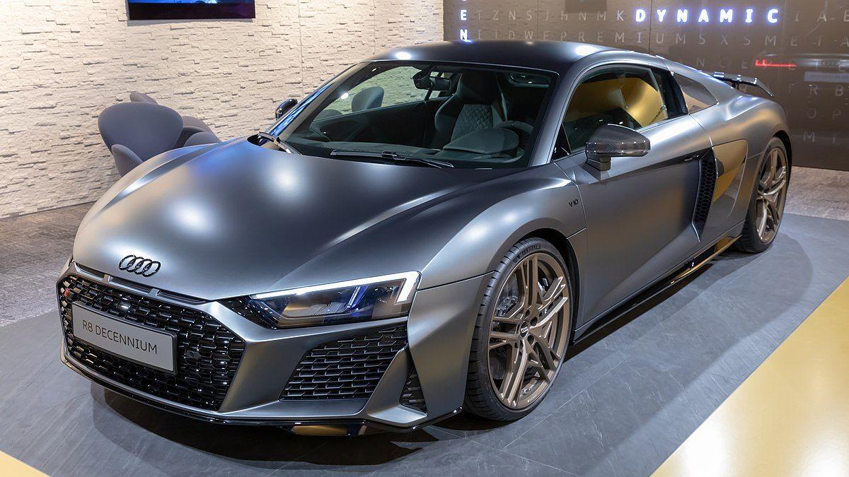 2020 Audi R8 Decennium Price In 2020 Audi R8 V10 Audi V10 Audi R8 Black