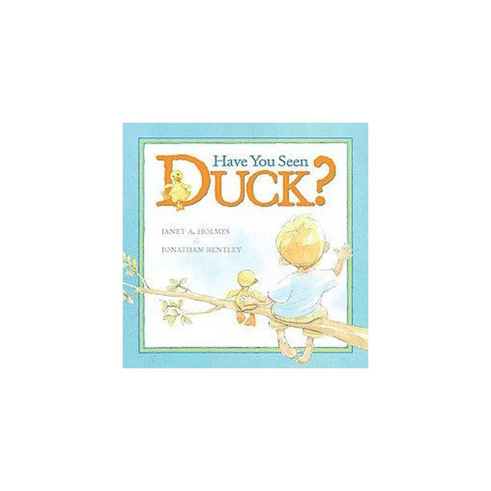 Have You Seen Duck? (Hardcover)