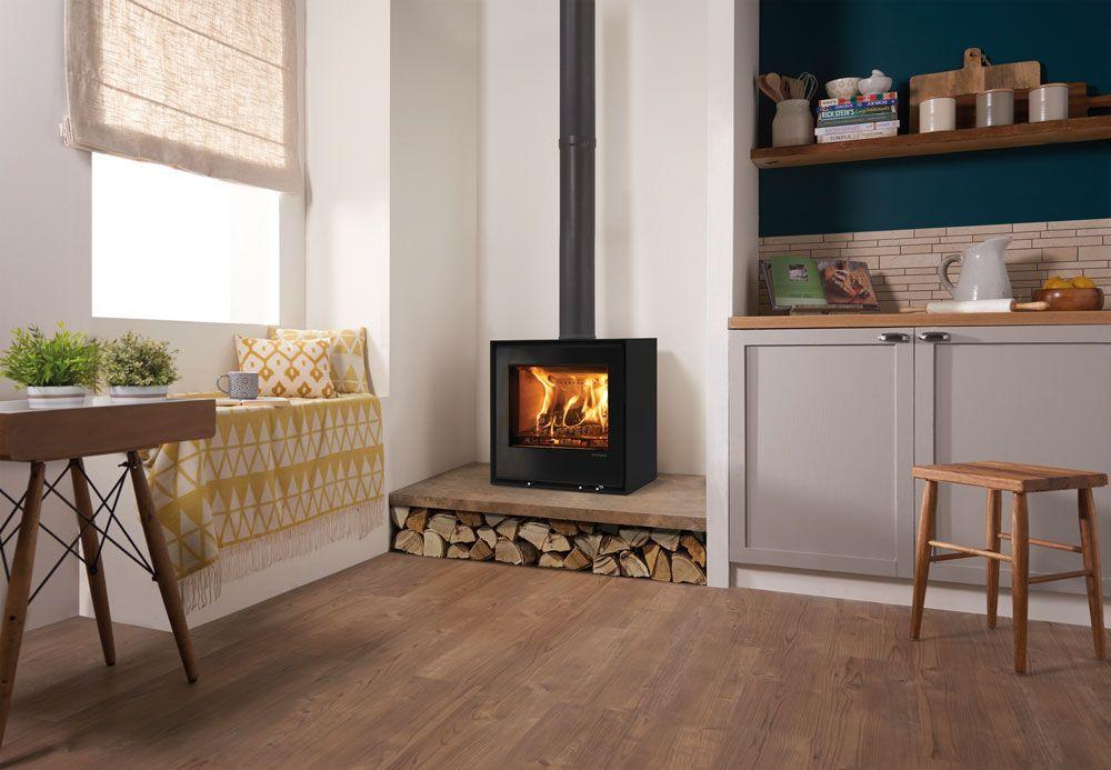 Pin By David Bruce On Leckhampton Wood Burning Stoves Living Room Freestanding Fireplace Modern Wood Burning Stoves