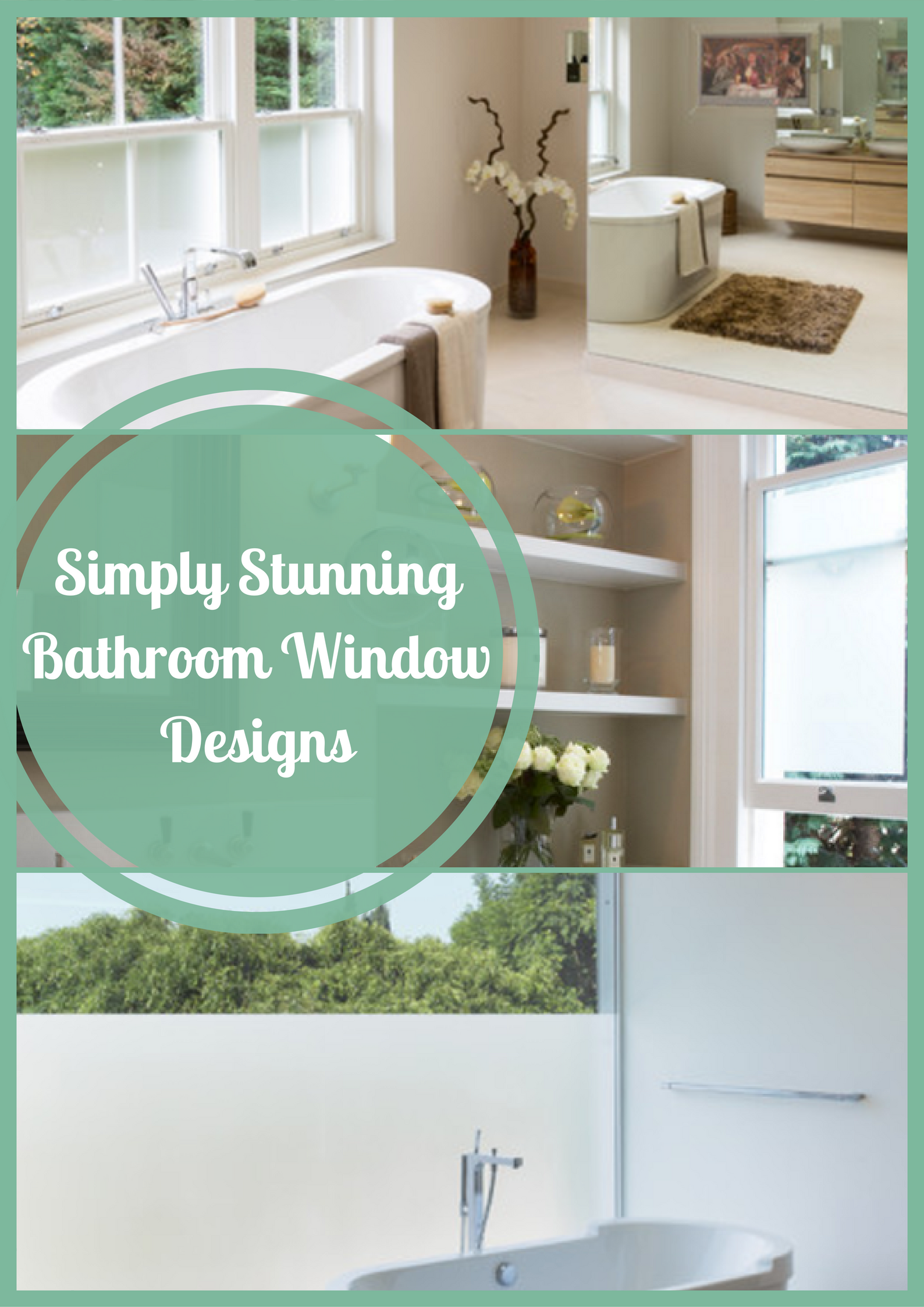 simply stunning frosted bathroom window designs pinterest rh pinterest com