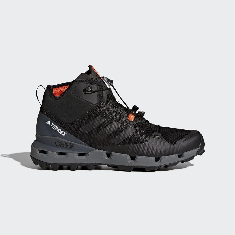 adidas outdoor Terrex AX3 Gore Tex® Hiking Shoes Waterproof (For Men)