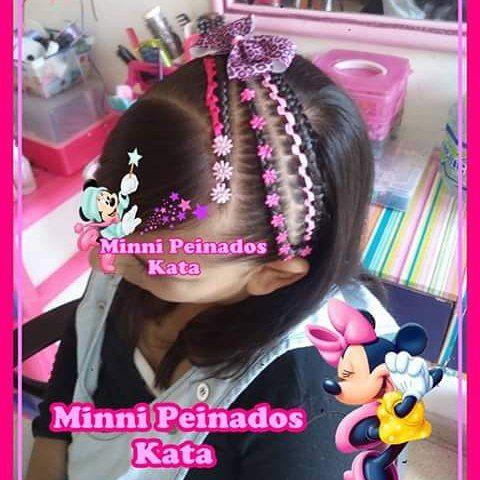 Image Result For Minni Peinados Kata Peinados Pinterest Cabelo