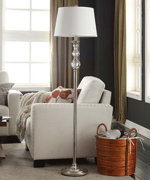 Look At This Homebelle Theresa Floor Lamp On Zulily Today Gold Floor Lamp Floor Lamp Tall