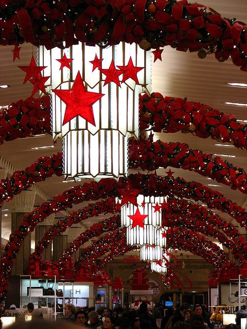 macys christmas decorations nyc