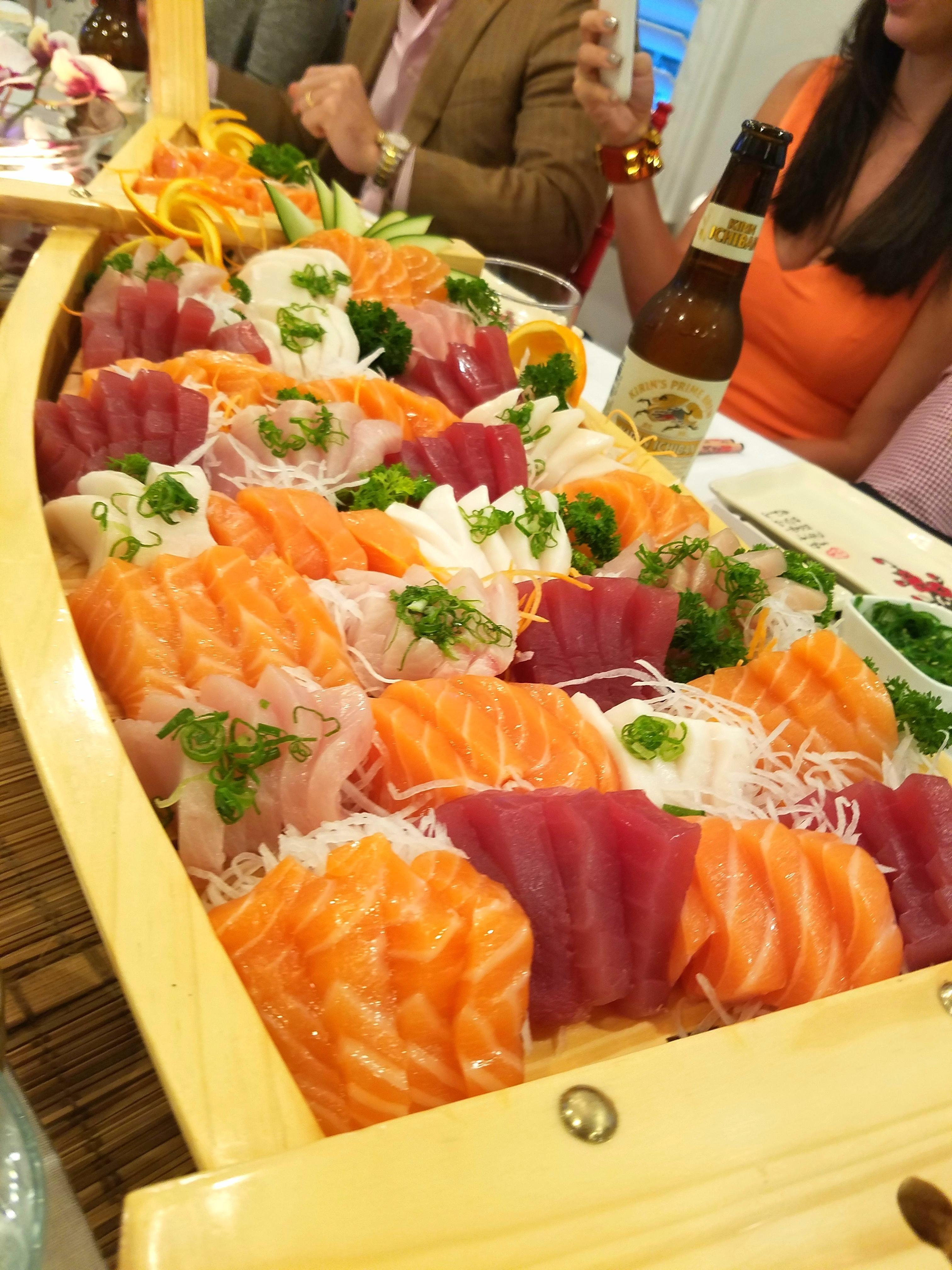 Armada Porn Video i ate] a sushi armada. #recipes #food #cooking #delicious