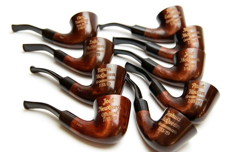 Pin On Personalised Smoking Pipe Gift