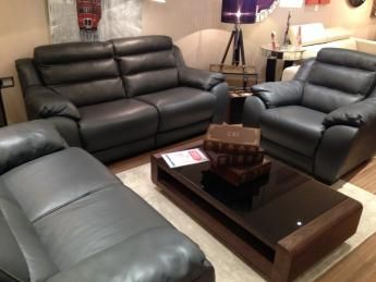 Ex Display Leather Editions Arizona B876 Save Over 45 Furniture Clearance Display Furniture Display