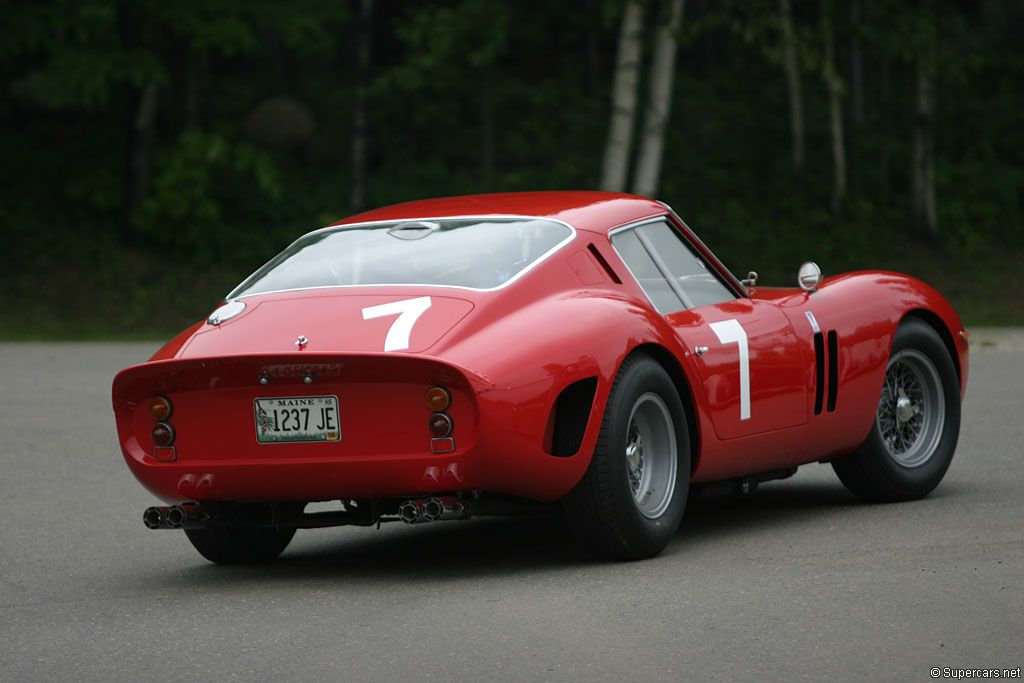1962 - 1963 Ferrari 250 GTO - Images, Specifications and Information