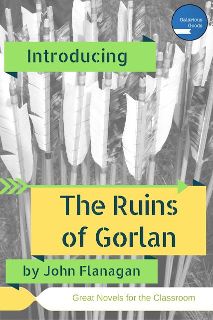 Introducing The Ruins of Gorlan (Ranger's Apprentice #1)