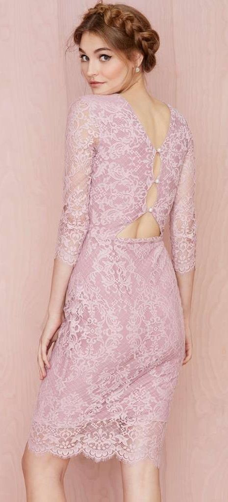 Lace Dress == | Vestidos | Pinterest | Vestiditos, Vestidos de noche ...