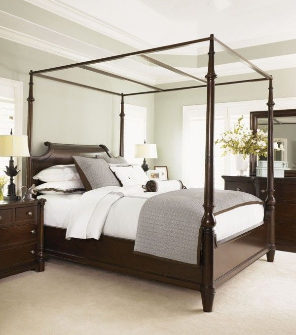 i like | Canopy bed frame, Crib canopy, Canopy bedroom