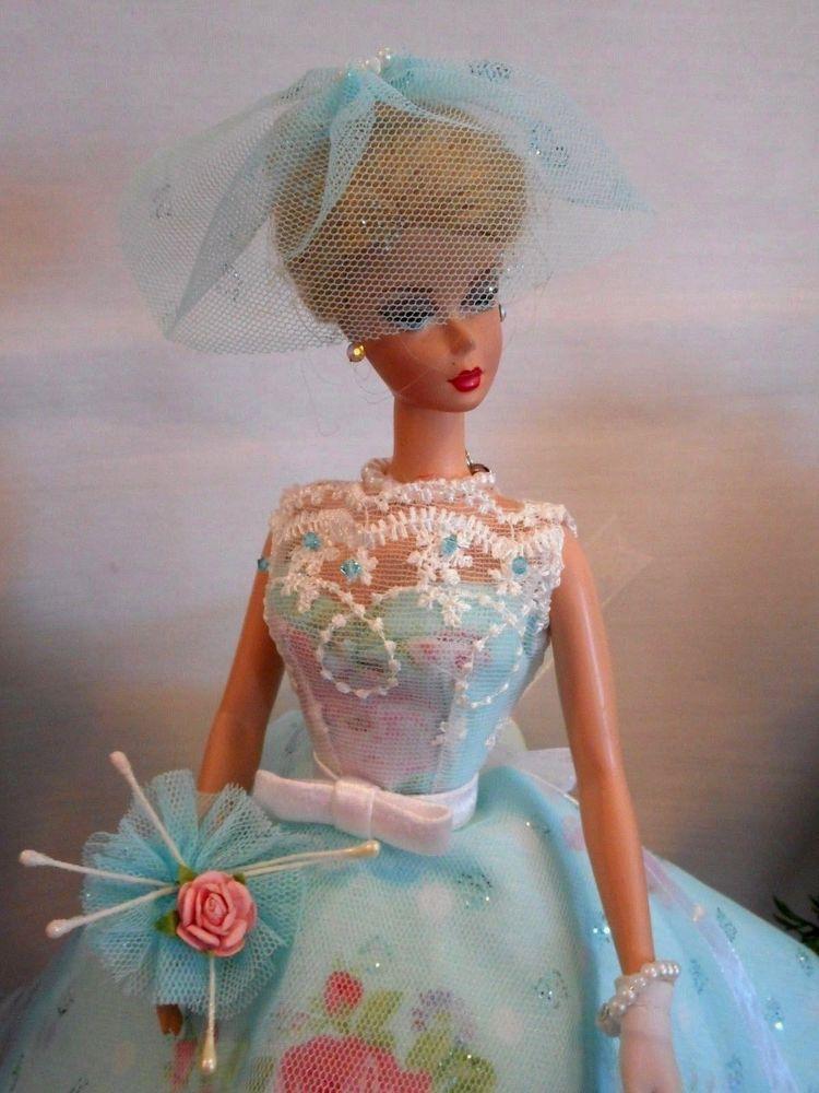 OOAK Silkstone Barbie Vintage Handmade Fashion Royalty Poppy Parker by  Mary   #Unbranded