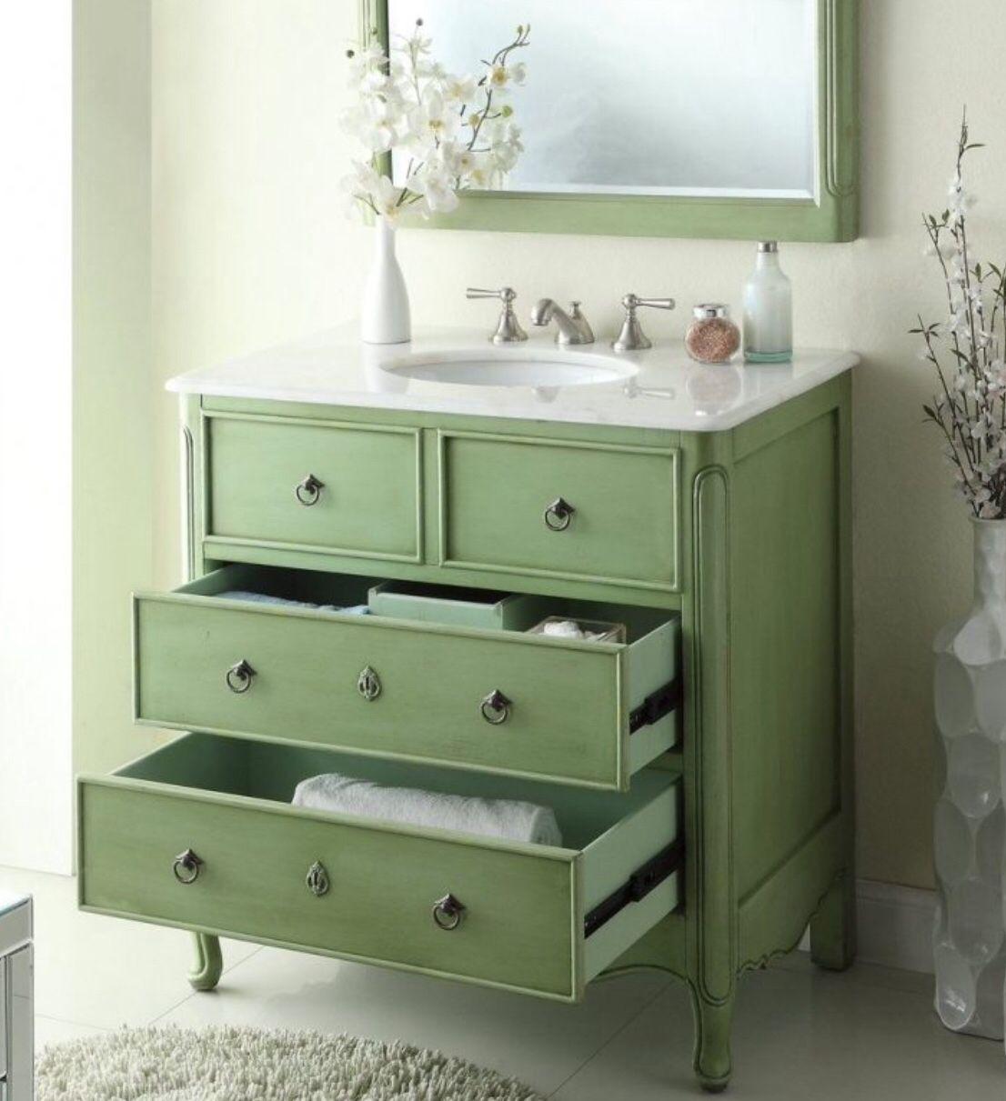 Inspirating Bathroom Furniture Vintage