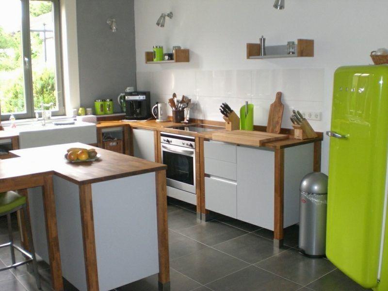 Beste Modul Küche Freistehende Modulk C3 BCche Moderner Look ...