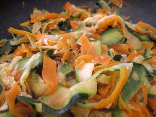 M li m lo de courgettes carottes recette cuisine familiale pinterest cooking - Recette de cuisine familiale ...