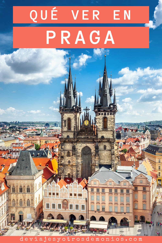 Qué Ver En Praga Y Consejos Para Tu Viaje Que Ver En Praga Visitar Praga Que Hacer En Praga
