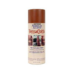 Give Your Project The Rich Sun Baked Glow Of Fired Clay With Rust Oleum American Accents Terra Cotta Spray Thi American Accent Terra Cotta Plant Terracotta