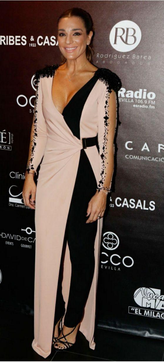 Vestido Con Pantalón Raquel Bollo Couture Pinterest Dresses